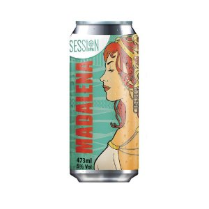 LATA MADALENA SESSION IPA - SESSION INDIA PALE ALE 473ML