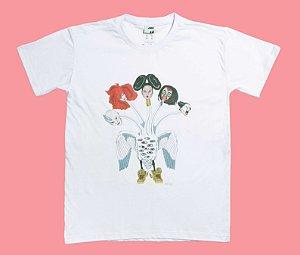 Camiseta Björk (All is full of love)