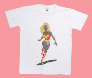 Camiseta RuPaul Wonder