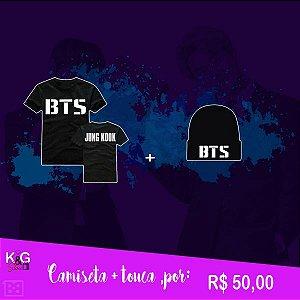 Camisas BTS + TOCA BTS