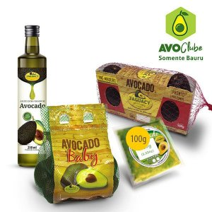 AvoClube - KIT Experimente