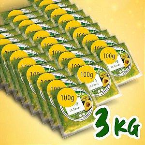 Kit Polpa de Avocado 100 gramas