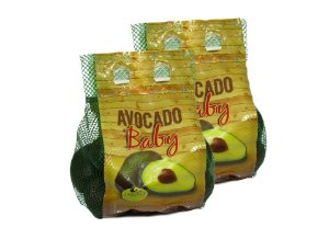 Kit Avocado Baby 800g - 02 unidades