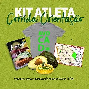 Kit ATLETA Corrida Orientação