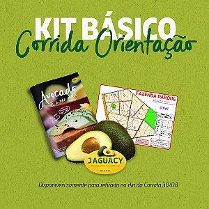 Kit BÁSICO Corrida Orientação
