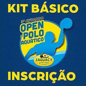 Kit BÁSICO 3º Avocado Open de Polo Aquático