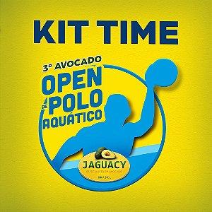 Kit TIME 3º Avocado Open de Polo Aquático