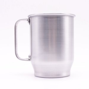 caneca de aluminio 500 ml para sublimação