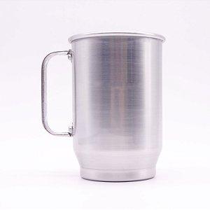 Caneca de Alumínio 600 ml para sublimação
