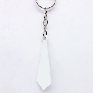 Chaveiro gravata Sublimação 5 unidades