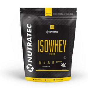 Isowhey Protein - 907g Refil - Nutratec