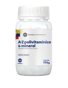 Polivitamínico NHN - 120 tabletes