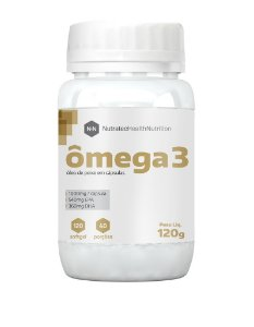 Ômega 3 NHN - 120 softgel