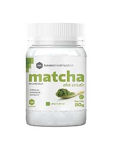Matcha Chá Verde Natural NHN - 80g