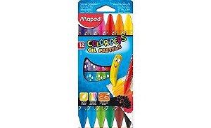 Giz Pastel Color Peps - 12 cores