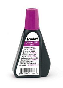 Tinta pra Carimbo Automático Trodat 7011 Violeta