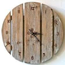 Relógio de Parede Artesanal