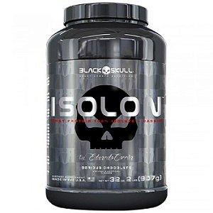 Isolon 907g - Black Skull