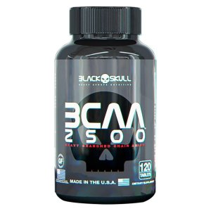 BCAA 2500mg - Black Skull