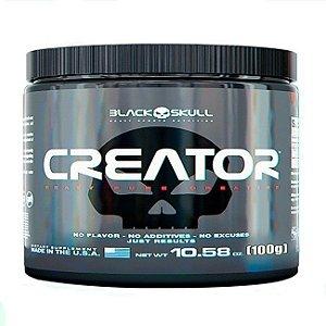 Creator - Black Skull
