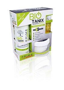 Bio Tanix Restoring 3D - Restoring Shampoo + Restoring Mask + Dual Restoring Oil - Prime Pro Extreme