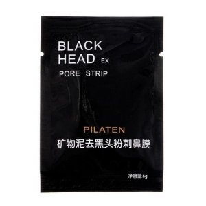 Máscara Negra Black Head Pilaten Remove Cravos 1 Sachê