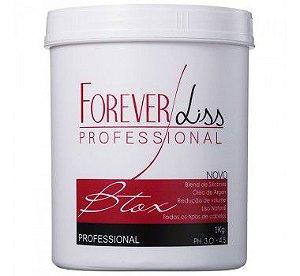 Btox Forever Liss Capilar Argan Oil 1kg