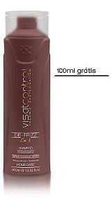 Visat Control Shampoo - 400ml Manutenção
