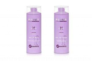 Kit Prime Pro Extreme Maximus - Shampoo + Condicionador Manutenção Homecare