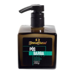 Pós-barba Fresh 350g - Beardbrasil