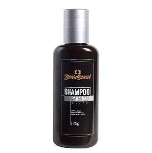 Shampoo para barba líquido 140g - Beardbrasil