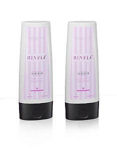 Kit Manutenção Revelé Shampoo + Máscara - Shampooing 250ml e Masque 250ml - Magic Pro