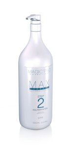 Cauterização Catiônica Max Therapy Step 2 Cauterization 1000ml - Magic Pro