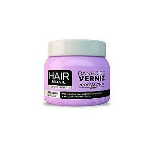 Máscara Banho de Verniz Lumini 250g - Hair Brasil