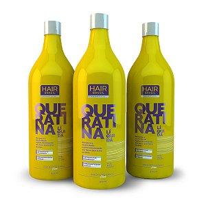 Queratina Hidrolisada Líquida 500ml - Hair Brasil