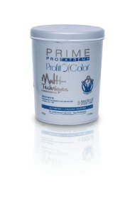 Pó Descolorante Profit of Color Multi-Techniques Luminum Blond 9 tons 500g - Prime Pro Extreme