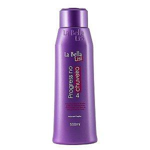 Escova Progressiva No Chuveiro La Bella Liss 500ml