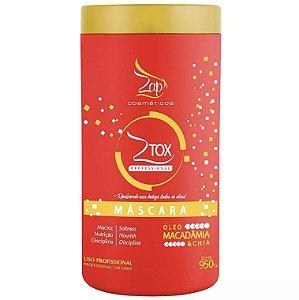 Zap Ztox ZAP Macadamia Alisa e Reduz Volume - 950g