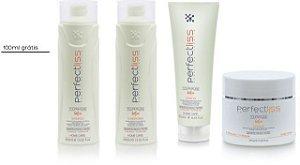 Kit Perfectliss Antifrizz Shampoo + Condicionador + Leave-in + Máscara Manutenção