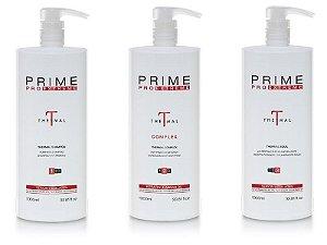 Kit Profissional Prime Pro Extreme Thermal 1000ml