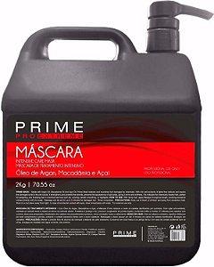 Condicionador Máscara de Lavatório Prime Pro Extreme - Argan, Macadâmia e Açaí 2kg