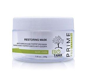 Prime Pro Extreme Bio Tanix Restoring Máscara Oliva + Ojon 200g Manutenção Homecare