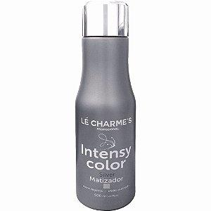 Intensy Color Silver Efeito Prata Juju Salimeni Lé Charme's 500ml