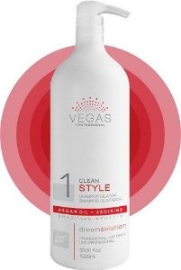 Escova Progressiva Vegas Style Step 1 Shampoo 1000ml