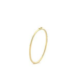 Bracelete em ouro amarelo/ branco 18k