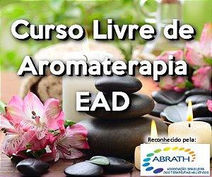 Curso Livre de Aromaterapia - EAD