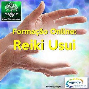 Formação Completa Master Reiki Usui