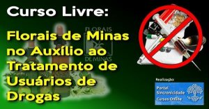 Florais de Minas no Auxilio a Tratamento de Usuários de Drogas