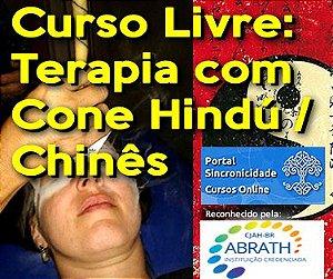 Curso Livre: Terapia com Cone Hindú/Chinês