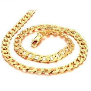 colar de Ouro 18K  51 centimetros (Masculinos)